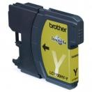 Cartridge Brother LC-1100HYY - yellow, žlutá inkoustová náplň do tiskárny