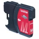 Cartridge Brother LC-1100M - magenta, purpurová inkoustová náplň do tiskárny