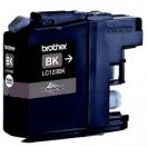Cartridge Brother LC-123BK - black, černá inkoustová náplň do tiskárny
