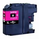 Cartridge Brother LC-125XLM - magenta, purpurová inkoustová náplň do tiskárny