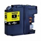 Cartridge Brother LC-125XLY - yellow, žlutá inkoustová náplň do tiskárny