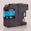Cartridge Brother LC-525XLC - cyan, azurová inkoustová náplň do tiskárny