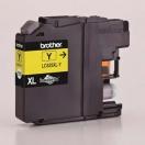 Cartridge Brother  LC-525XLY - yellow, žlutá inkoustová náplň do tiskárny