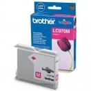 Cartridge Brother LC-970M - magenta, purpurová inkoustová náplň do tiskárny