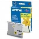 Cartridge Brother LC-970Y - yellow, žlutá inkoustová náplň do tiskárny