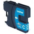 Cartridge Brother LC-980C - cyan, azurová inkoustová náplň do tiskárny