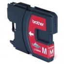 Cartridge Brother LC-980M - magenta, purpurová inkoustová náplň do tiskárny