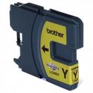 Cartridge Brother LC-980Y - yellow, žlutá inkoustová náplň do tiskárny