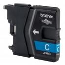 Cartridge Brother LC-985C - cyan, azurová inkoustová náplň do tiskárny