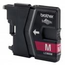 Cartridge Brother LC-985M - magenta, purpurová inkoustová náplň do tiskárny