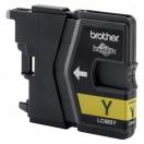 Cartridge Brother LC-985Y - yellow, žlutá inkoustová náplň do tiskárny
