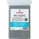Cartridge Canon BCI1431PC - photo cyan, photo azurová inkoustová náplň do tiskárny