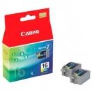 Cartridge Canon BCI16C - color, barevná inkoustová náplň do tiskárny