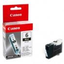 Cartridge Canon BCI6BK - black, černá inkoustová náplň do tiskárny