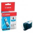 Cartridge Canon BCI6C - cyan, azurová inkoustová náplň do tiskárny