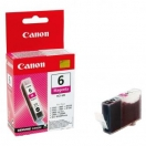 Cartridge Canon BCI6M - magenta, purpurová inkoustová náplň do tiskárny