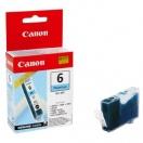 Cartridge Canon BCI6PC - photo cyan, photo azurová inkoustová náplň do tiskárny