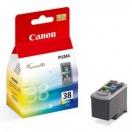Cartridge Canon CL38 - color, barevná inkoustová náplň do tiskárny