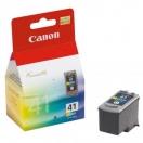 Cartridge Canon CL41 - color, barevná inkoustová náplň do tiskárny