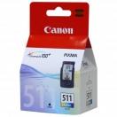 Cartridge Canon CL511 - color, barevná inkoustová náplň do tiskárny