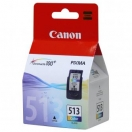 Cartridge Canon CL513 - color, barevná inkoustová náplň do tiskárny