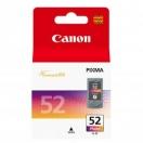 Cartridge Canon CL52 - photo inkoustová náplň do tiskárny