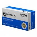 Cartridge Epson C13S020447 - cyan, azurová inkoustová náplň do tiskárny