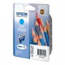Cartridge Epson C13T032240 - cyan, azurová inkoustová náplň do tiskárny