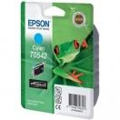 Cartridge Epson C13T054240 - cyan, azurová inkoustová náplň do tiskárny