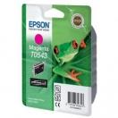 Cartridge Epson C13T054340 - magenta, purpurová inkoustová náplň do tiskárny