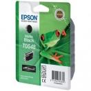 Cartridge Epson C13T054840 - matte black, matná černá inkoustová náplň do tiskárny