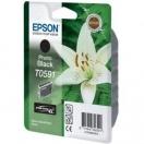 Cartridge Epson C13T059140 - photo black, photo černá inkoustová náplň do tiskárny