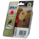 Cartridge Epson C13T06134010 - magenta, purpurová inkoustová náplň do tiskárny