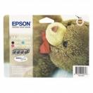 Cartridge Epson C13T061540 - CMYK, barevná inkoustová náplň do tiskárny