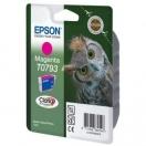 Cartridge Epson C13T079340 - magenta, purpurová inkoustová náplň do tiskárny