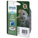 Cartridge Epson C13T079540 - light cyan, světle azurová inkoustová náplň do tiskárny