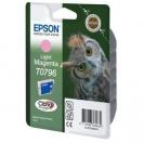 Cartridge Epson  C13T079640 - light magenta, světle purpurová inkoustová náplň do tiskárny