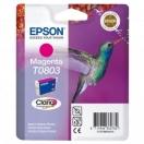 Cartridge Epson C13T08034011 - magenta, purpurová inkoustová náplň do tiskárny