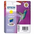 Cartridge Epson  C13T08044011 - yellow, žlutá inkoustová náplň do tiskárny