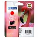 Cartridge Epson C13T08774010 - red, červená inkoustová náplň do tiskárny