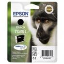 Cartridge Epson C13T08914011 - black, černá inkoustová náplň do tiskárny