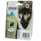 Cartridge Epson C13T08924011 - cyan, azurová inkoustová náplň do tiskárny