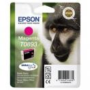 Cartridge Epson C13T08934011 - magenta, purpurová inkoustová náplň do tiskárny