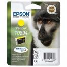 Cartridge Epson  C13T08944011 - yellow, žlutá inkoustová náplň do tiskárny