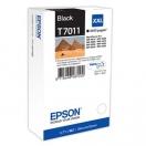 Cartridge Epson C13T70114010, XXL  - black,  černá inkoustová náplň do tiskárny