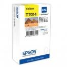 Cartridge Epson  C13T70144010, XXL - yellow, žlutá inkoustová náplň do tiskárny