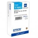 Cartridge Epson  C13T789240, T789 - cyan, azurová inkoustová náplň do tiskárny