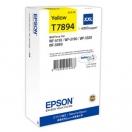 Cartridge Epson C13T789440 - yellow, žlutá inkoustová náplň do tiskárny