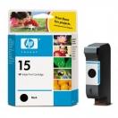 Cartridge HP C6615DE, č.15 - black, černá inkoustová náplň do tiskárny