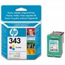 Cartridge HP C8766EE, č.343 - color, barevná inkoustová náplň do tiskárny